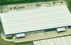 National Parts Distribution Centre Northampton